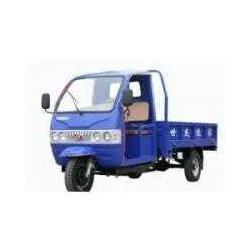 世杰柴油三轮车厂家,带简易驾驶室三轮车图片