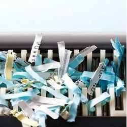 易拉罐撕碎机、撕碎机、河南博世通用(查看)图片