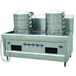蒸包炉如何选购,嘉鱼蒸包炉,恒誉厨房设备图片
