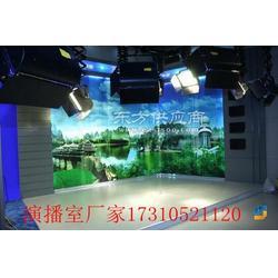 虚拟远程直播室建设 教育远程直播室图片