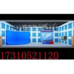 小学校园电视台演播室 新维讯科技图片