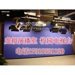 虚拟演播室系统方案 虚拟系统设备图片