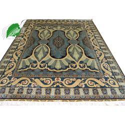 亿丝东方丝毯、手工真丝地毯波斯地毯、客厅卧室地毯、别墅高端公寓专用地毯图片