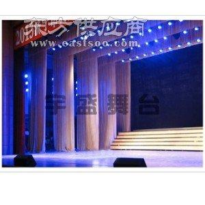折叠升降舞台/××宇盛舞台sell/电动升降舞台图片