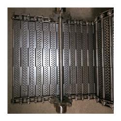 东莞不锈钢输送链板|不锈钢输送链板厂家|义合网带(推荐商家)图片