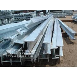 Q235B热镀锌H型钢厂家直销图片