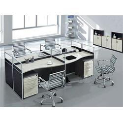 隔断办公桌定做,振兴办公家具(在线咨询),张家口隔断办公桌图片