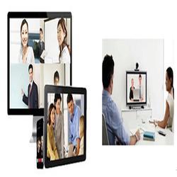 海口市视频会议系统、宏远信通、软件视频会议系统图片