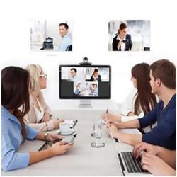 视频会议系统、宏远信通、视频会议图片
