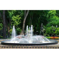 室内喷泉定做|红桥室内喷泉|段氏园林喷泉设计(查看)图片