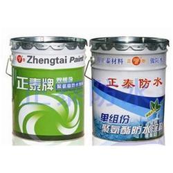 防水涂料-正泰防水材料公司-非固化沥青橡胶防水涂料图片