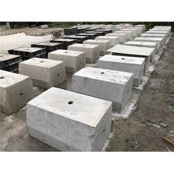 广州番禺混凝土围蔽墩-混凝土围蔽墩-安基水泥制品图片