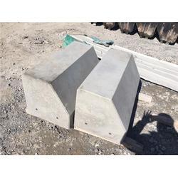 广州越秀混凝土围蔽墩-混凝土围蔽墩-安基水泥制品(查看)图片