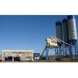 滨州混凝土搅拌站投资多少钱 郑州建通机械 混凝土搅拌站图片