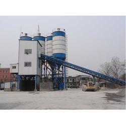 混凝土搅拌站,【郑州建通机械】,青岛混凝土搅拌站排行图片