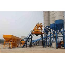 珠海90型搅拌站-郑州建通机械-90型搅拌站设备图片
