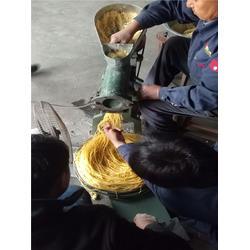 青铜峡市米线机-米线机齿轮-鸿睿机械(优质商家)图片