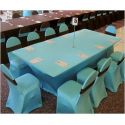酒店餐桌台布、盛世荣兰(亿丰)(在线咨询)、茂名酒店台布图片