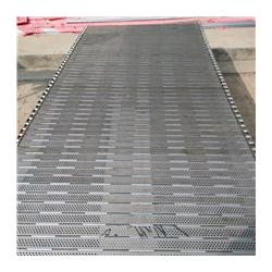 不锈钢输送链板多少钱、芜湖不锈钢输送链板、义合网带物美价廉图片