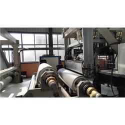 流延膜|威尔塑料机械|三层共挤流延膜设备图片