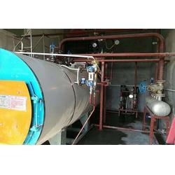 泰安山锅集团_西安燃气锅炉_4吨燃气锅炉报价图片