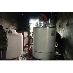 燃气锅炉、泰安山锅集团、燃气锅炉燃烧器图片