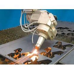 激光切割-华昌非标件-数控激光切割厂图片