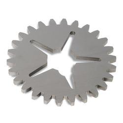 五金轴承激光加工|激光加工|华昌机械厂图片