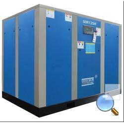 众茂机电厂 变频螺杆压缩机销售-变频螺杆压缩机图片