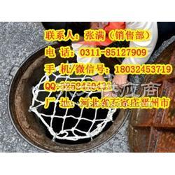 易佰专业生产窨井防坠网 市政井防坠网 绿色聚乙烯防坠网加工定做图片