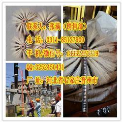 220kv电厂清扫刷规格 变电站电动清扫刷厂家图片