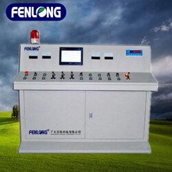 PLC變頻器控制柜控制臺訂做-芬隆科技圖片