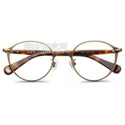 金胶混合眼镜架图片