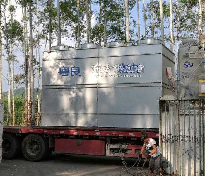 密闭式冷却塔图纸、广州密闭式冷却塔、粤良放广联达图纸v图纸图片