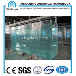 亚克力鱼缸-杭州亚克力-兴诚水族科技公司(查看)图片