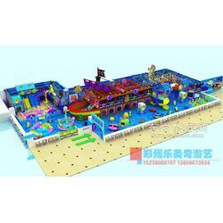 儿童乐园设备儿童淘气堡的定位图片