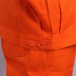 橘黄色阻燃服采购、橘黄色阻燃服、莱芜鼎泰工贸图片
