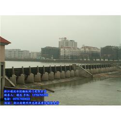 钢结构翻板闸门,通流水控(在线咨询),翻板闸门图片