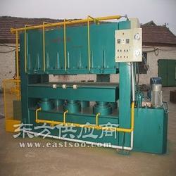 厂家制造万能四柱压机小型卧式液压机油压机热压成型机图片
