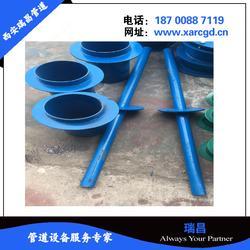 富平刚性防水套管厂家-富平刚性防水套管-西安瑞昌管道(查看)价格