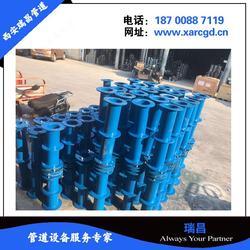 靖边柔性防水套管,靖边柔性防水套管供应,西安瑞昌管道图片