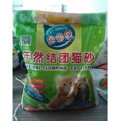 贝贝乐膨润土猫砂5kg厂家图片