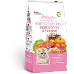 艾尔营养深海鱼猫粮全价猫粮10kg家猫流浪猫专用图片