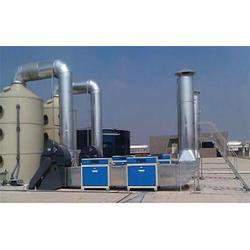 佛山喷漆房废气处理 净泰环保科技 喷漆房废气处理工程图片