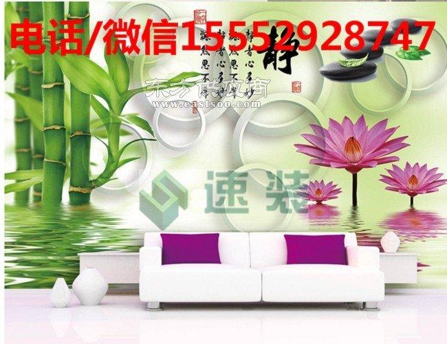 黑龙江大兴安岭3D背景墙加盟品牌速装首选