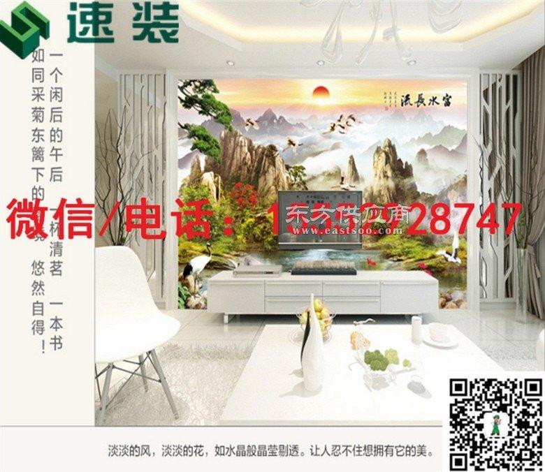 吉林白山电视/卧室4D背景墙商城
