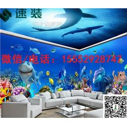 湖北鄂州速装3D/4D/5D背景墙发货案例