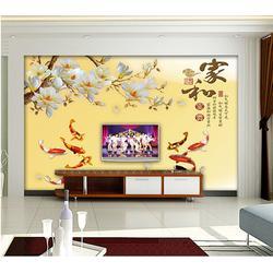人造石背景墙,广东亚非亚建材图片