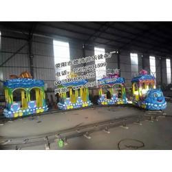 海洋无轨小火车报价,观光小火车生产厂家图片