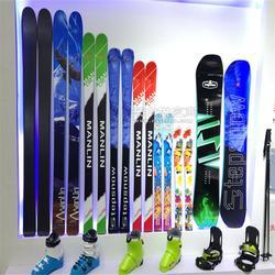 国产高品质滑雪板品牌 滑雪板种类及报价图片